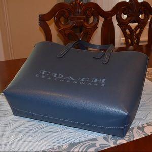 Coach Bags - Coach Crossgrain Leather Highline Tote